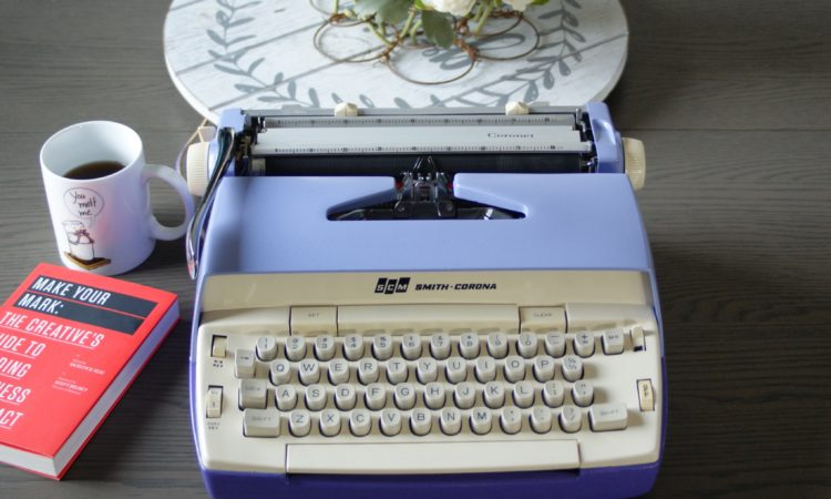 1960s coronet 12 electric typewriter