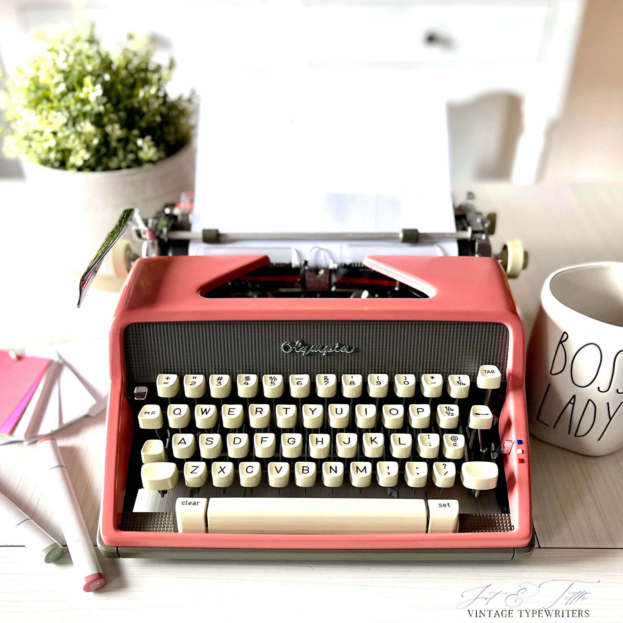 pink 1962 olympia sm7