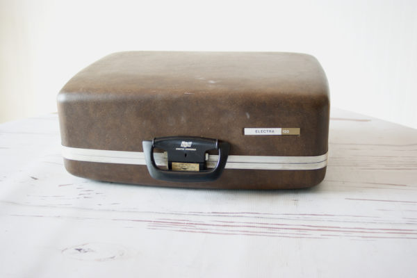 typewriter case electra 120