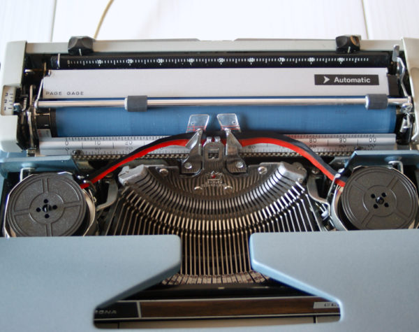 typewriter ribbon electra 210 typewriter